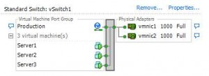 vSwitch Example