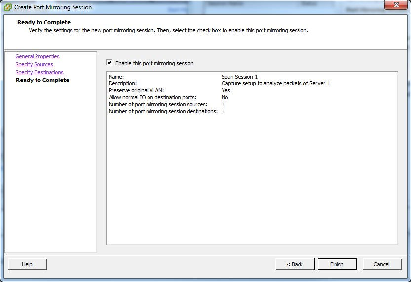 dvSwitch SPAN Session Step 4 - enable