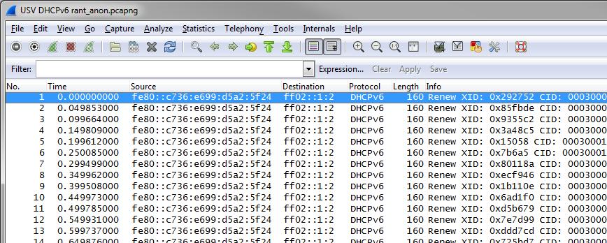 IPv6 DHCPv6 rant