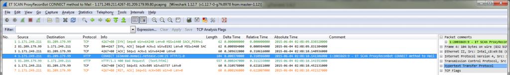 Snort Hit Wireshark Verification Process