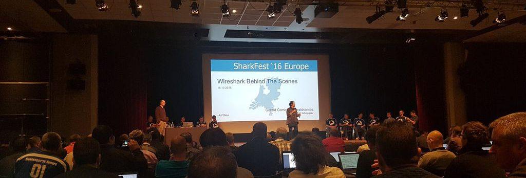 Sharkfest EU 2016 Opening