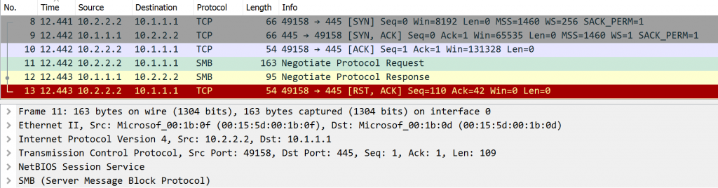 System Error 58 – Wireshark to the rescue | Packet-Foo