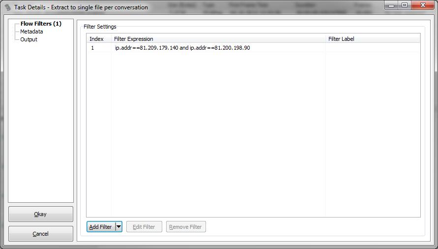 PCAP Split and Merge | Packet-Foo | Network Packet Capture